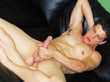 gay porn Darren Ray Busts A Nut || Darren Ray is a sexy young man who has a great deal of exhibitionist in him. Even though he had not thought much about jerking off on camera until a month ago, he more than outdid himself in this steamy vid. Darren has a beautiful cock that he strokes and plays around with as he warms us up. The big surprise comes when he bends over and gives a hot show off his sexy bubble butt and beautiful virgin asshole. This guy is very in touch with his body and he knows he is sexy - which makes his video even hotter. About 30 seconds before his cumshot he begins to tremble and shake, and every muscle in his body tenses up before he explodes a gusher all over himself. One of the hottest cumshots we have seen in a long time! Welcome Darren!