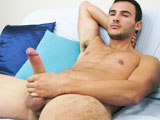 gay porn Santiago - Latin Uncut || Even if you see his photo and think maybe he's not your type, I IMPLORE you to watch this video. Santiago is not your typical straight guy, nor does he have the typical cock. In fact, there is nothing really 'typical' about him, from his uncut cock to his love of being a straight guy and wanting girls to rim him. That's why we love Santiago.