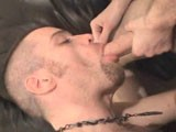 Scene Video 8 of 8... 100% Cum Swallowing! Ricky Raunch Is At It Again This Time He Brings Cum Whore Symon &quot;the Fag&quot; Sledge to His Knees so That He Can Gag on Hot Cocks and Swallow Thick Creamy Wads of Cum From Multiple Hot Tops Looking to Drop a Load In a Hot Eager Mouth. This Movie Is Packed With Loads of Hardcore Action.
