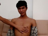 I Love Fucking Real Asian Men. That's Why I Was so Happy When I Found Thae. Thae Is a 23 Year Old Man From Phitsanalouk. Aside From Having a Hot Asian Butt, He Also Has a Big Thick Cock. I Loved Watching Him Stroke His Fat Meat as I Finger Fucked Him and Then Inserted My Cock In His Ass.
