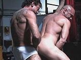 gay porn Meaty Muscle Men || Chad Brock Gets Fucked Hard and Raw.