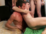 gay porn Pecker Wrestling - Part 1 || 'So this week's submission comes from the brothers over in the southwest. They decided they wanted to have their pledges vie for a spot in the fraternity by wrestling it out. But, in true Hazehim fashion, they had to do it naked. Needless to say, one thing leads to another and some serious dick in ass action begins when the pledges get a little too heated after the match.