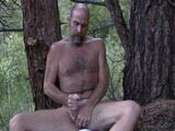gay porn Tank Jerks His Schlong || Tank Loves Getting Naked and Playing With Himself No Matter Where He Is so We Figured a Hot Hairy Daddy Like Him Should Show Off His Jerking Skills In Some Bearish Woods and He Was More Than Happy to Seed the Ground for Us.