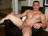 gay porn Afternoon With Alberto || You're home alone one afternoon, the front door opens with a sudden burst of light and in walks a man. At first you're blinded by the bright light, but then you see him...he looks familiar, a friend from the gym, a neighbor, a familiar face in the crowd. You blink...and he's naked and his dick is rock hard. He moves toward you, allowing his massive body to be adored and worshipped. He glides his body into position, forcing the blood into his muscles and still throbbing cock. Walking to various areas of the room with dick fully erect, the light captures his every move and makes you ache for him. He settles back to begin pulling on the meat stick hanging between his legs and then blows his man juice up on his abs. Before you are fully aware of what has just happened, the figure looks back and you and then disappears through the light as the door opens.
