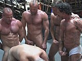 Horny Muscular Filthy Men Filled With Testosterone Fucking Like Animals.<br />