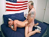 gay porn Sexy Firefighter And M || Sexy Firefighter Rusty Agreed to Return to Try Something Different. So, We Paired Him Up With Our Mature Marine Brent. We Weren't Sure How This Was Going to Turn Out Since Neither of These Guys Was Willing to Give It Up.
