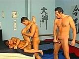Gay Porn from mountequinox - Jocks-Fucking-At-The-Gym-4