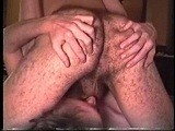 gay porn Big-dicked Byron || Hairy, Big-dicked Byron Tries His Best to Get Turned on by Girly-boy Ivan, and Finally Unloads All Over Him. When You're a Lover of Men, Sometimes These Feminine Types Just Can't Get You Hot!<br />