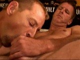 gay porn Daddies Having Fun || an Old Friend and a New Friend Get Together for Some Fun. Both Men Are Married With Families, One a Heavy Equipment Operator, One Starting a New Career In Sales, They Seem to Enjoy the Break From Their Everyday Lives. a Little Touch of Nerves, but a Lot of Fun.<br />