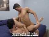 gay porn Lance And Cody || Lance Bennett and Cody King Just Got Back From Shopping and Are Eager to Try on Their New Underwear. They Take Turns Trying on Everything From Relatively Modest Briefs to a Pair That Resembles a Disco Ball! If You're Going to Wear Underwear Like That You'd Better Be Ready to Party, and That's Just What the Guys Do. Cody Works Lance's Pole Like a Champ, Getting It Rock Hard. Cody Bends Over and Lance Knows Exactly What to Do With His Erect Cock. Cody Loves the Feeling of Lance Inside Him. so Much so That Cody Blows His Load Onto His Cut Abs While Still Being Fucked! Lance Pulls Out and Squeezes Out a Super Thick Load Onto His Hand Which He Then Slings At Cody!