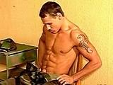 Gay Porn from mountequinox - Six-Military-Guys-Fucking-1