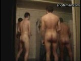 gay porn Real Football Showers || In the Locker Rooms After an Amateur Football Game There Is a Line for the Showers. These Fit Naked Guys Impatiently Wait and Start Goofing Off With Each Other While Their Friend Films Them. It's Hot Comparing the Bodies of These Horny Sportsmen and Spying on Them When They Are Relaxed Stark Naked.