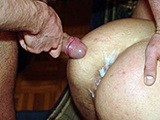 Hardcore Video Sample of Raw Gay Anal Fucking and Perfect Ass Cumshot. Skin to Skin Anal Sex Hardcore and Shooting of Warm Sperm Inside the Ass.