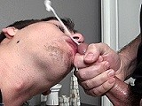 Twink Swallows Big Load || 
