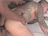 Hung Black Stud Fucks Latino || 
