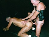 gay porn Dungeon Daddy Fuck Par || the Dungeon Fuck Party Continues and Has a True to Life Feel. the Men Are Not Porn Star Look-a-likes but Real Men Who Are Really Horny and Ready to Fuck Up a Storm. and That's Just What They Do In This Non-stop, Hardcore, Ass-pounding, Action-packed Video.