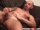 gay porn Valentin Alsina || Bald, Bearded and Inked Hottie Valentin Alsina Makes for a Smokin' Daddy In This Solo Video. Watch Him Strip Off and Give You a Show That'll Have You Screaming for a Piece of That Manly Physique.