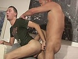 Fat Dicked Daddy Fucks Twink ||