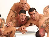 gay porn Hazzard, Cruz And Crash || Butch Dixon Is Home to Big Guys With Big Cocks and Big Sexual Appetites - and Now and Then, Some Big Names. Getting All Those In One Scene Is a Special Treat and Here We Have Just That. There Isn't a Bottom Guy Quite Like the Legendary...johnny Hazzard