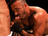 Gay Porn from TitanMen - Full-Fetish-The-Men-Of-Recon-Scene-1