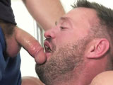 gay porn Aaron Cage Is All Strapped Up || Aaron Cage gets all strapped up for some man to man action!