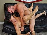 Civilian Devin and Lifeguard Mark Meet Again This Week on All-american Heroes Ready for Some More Man on Man Action.