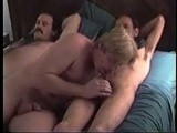gay porn The Daddy Threesome || 3 Dudes Decide to Up the Stakes to Something a Little More Intimate, and They Wind Up Taking Home Cum Instead of Cash!<br />