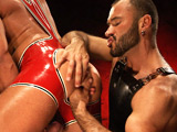 Gay Porn from TitanMen - Full-Fetish-The-Men-Of-Recon-Scene-2