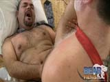 gay porn Latin Wolf And Latin Bori || Feeling Hot and Horny From a Hard Day At the Office Latin Wolf Decides to Rub One Out on the Bed With His Big Cuban Cock! Hearing a Car Door Slam In the Parking Lot He Rises to Investigate Where He Notices a Hot Latin Cub. Signaling Him to Cum Up to His Room From the Window the Cub Takes Heed. Latin Bori Enters the Room and Starts a Chomp Fest on Latin Wolf's Veiny Cock. Soon the Clothes Come Off and the Pounding Begins. Dress Ties and Socks Stay on for an Afternoon Business Meating on the Bed Where Latin Holes Are Drilled and Load Squirting Relieves Tension From a Hard Day At the Office.