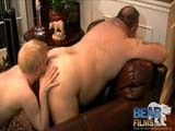 Gay Porn from BearFilms - Stefan-Dupuis--Rusty-Chase