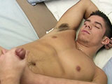gay porn Brendon - Part 1 || Brendon is a hard bodied stud with a nice cock and a high libido; it didn't take me much sweet talking to get this horny boy home, naked and jerking on his fuck stick.