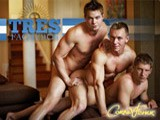 gay porn Tres Facheros || Three Blond Suds. Two Exotic Countries. One Hot Collection.