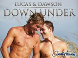 gay porn Down Under || Corbin Fisher's Legendary Studs Lucas and Dawson Explore Australia and Each Other!