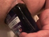 Closeup Clip of Anal Insetion and My Sloppy,messy Hole.