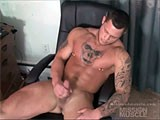 gay porn Ryan Skull Muscle God || See More on Frank Defeo Muscle Men