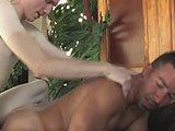 Dominik Rider Gets Barebacked by Twink Alex.<br />