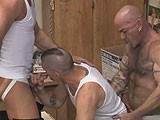 Gay Porn from RawAndRough - Roided-Up-And-Horny