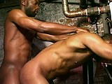 gay porn Epic Fuck Session || Champ Robinson Breeds Buster Sly.