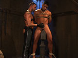 gay porn Jessie Colter And Trey Turner || 'Jesse Colter takes his real life partner Trey Turner on his first BDSM session for the first time.