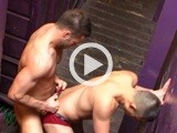 gay porn Tristan Jaxx Fucks Jose Baja || Conversion - Tristan Just Finished Fucking Emanuel Brazzo but Now He Has to Get Home - but - What Is He Going to Do With This Stolen Car? jose Baja Will Take It From Him but He Has to Earn It!