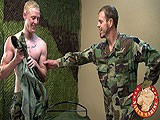 gay porn Two Sexy Privates || Private Colt Knows His Way Around the Base, and Wants to Know His New Bunkmate Private Keegan Even Better. Getting Acquainted, They Talk Deployments and Work-out Regimens. After Discussing Technique, Private Keegan Teaches Colt the Finer Points of the Upside-down Push-up.