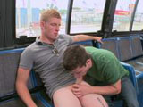 Straightie Gets A Gay Bj - Par ||