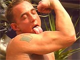 Gay Porn from StrongMen - Handsome-Muscle-Stud