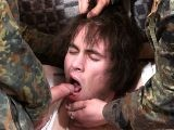 gay porn The Bastards Three || Lestard Gets Tortured and Face-fucked. the Soldiers Rip Off His Jeans. Then They Rudely Widen His Hole With a Huge Toy. &quot;he Will Get Used to Be Our Bitch Very Soon.&quot;