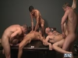 gay porn Ace Of Spades || David Chase, Luke Hass, Brenden Cage, Robert Van Damme, Jeremy Stevens on Ace Of Spades