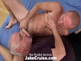 gay porn Rex Roddick Serviced || It's a Hot Day Here At Our Studios so Rex Roddick Decides to Go for a Dip In the Pool Before His Shoot With Me. Eager as Always to Get Started, I'm Waiting Poolside With a Towel to Dry Rex Off. I Quickly Towel Him Off and Get Right to Business Going to Work on His Big Dick. Just When I'm Really Starting to Get Into It, Rex Says He's a Little Cold and We Should Go Inside. Winds Up It Was a Good Thing Because One of the Neighbors Was Watching Us! I Should Have Charged Admission ;) We Pick Up Right Where We Left Off With Me Blowing His Rock-hard Cock. Rex Is a Blast to Play With Because While Getting Your Dick Sucked Is Great, He's Able to Laugh and Goof Around While Doing So. He's All Smiles as I Eat His Ass, Lick His Armpits and Find His Ticklish Spots! I'm Grinning Ear to Ear as He Fucks and Sits on My Face :) I Jerk Rex Off Onto His Stomach Where He Deposits a Huge, Creamy-white Load. I Hope You Enjoy Watching Rex and I as Much as I Did Playing With Him!