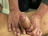 gay porn Rafael - Part 3 || Welcome back to BoyGusher! In this update we have with us Rafael. Rafael was heading through town and dropped in to hang out with us awhile. We talked him into staying overnight. Then we talked him into letting us jerk him off for the cameras. We got a two for one deal there!