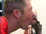 Gay Porn from UngloryHole - Troy-Takes-A-Spin-At-The-Gloryhole-Part-1