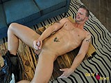 gay porn Blond Tattooed Muscle  || I Love Surprises. Jeremy Stevens Is One Incredibly Smoking Hot Surprise I Am Happy to Have Grace My Casting Couch. I Was Out Shopping One Day and Spotted This California Stud Hard At Work At His Place of Business.