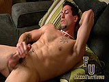 gay porn Hot Muscle Tattooed Jo || Young and Confident Dominic Is Performing Live on the New Frat House Couch. He Pops In a Porno and Enjoys Himself While Chatting With His Viewers. He Starts With His Shirt Already Off, Showing Off His Toned Muscles and Tattoos. This Dirty Boy Isn't Shy When It Comes to Being a Flirt. He Unbuckles His Pants and Dives His Hand Down Into His Underwear and Plays With His Cock.